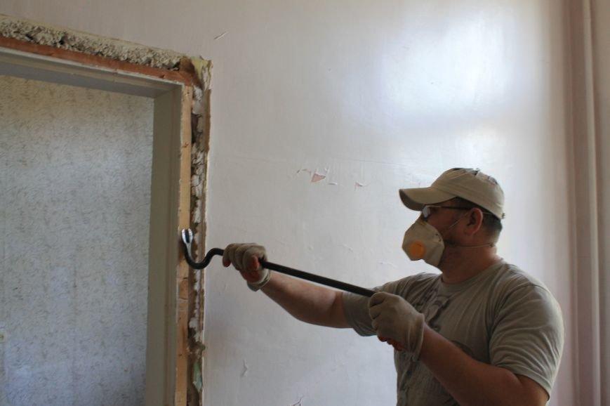 В Часовоярской амбулатории начался капитальный ремонт, фото-4