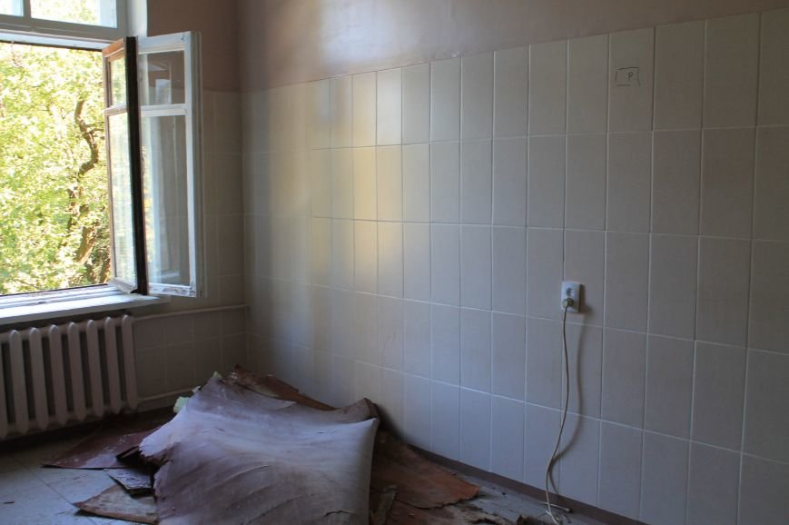 В Часовоярской амбулатории начался капитальный ремонт, фото-1