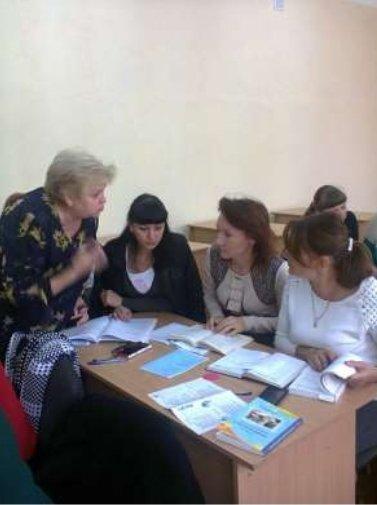На базе Добропольского отдела образования прошло заседание предметной научно-методической комиссии, фото-3