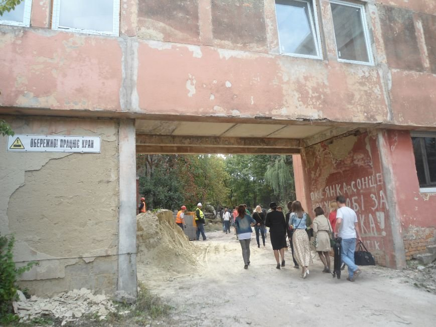 Цьогоріч на реконструкцію Львівського перинатального центру виділили 45 млн. грн. (ФОТО) (фото) - фото 1