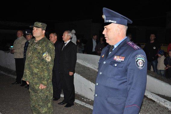 Милиционеры из Сум отправились в АТО (ФОТО) (фото) - фото 1