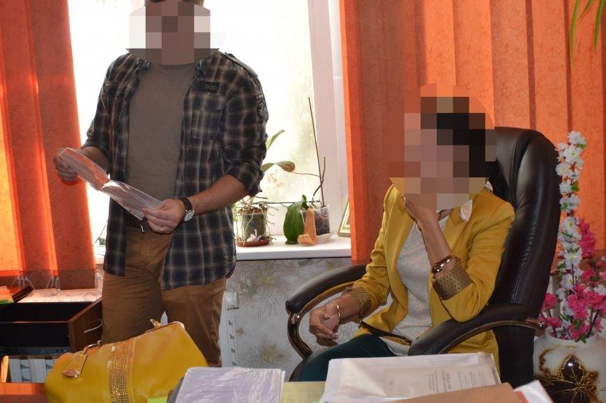 Правоохранители Кривого Рога «взяли с поличным» преподавателя колледжа, вымогавшую  у студентов деньги (ФОТО), фото-5