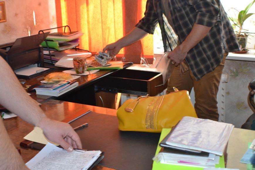 Правоохранители Кривого Рога «взяли с поличным» преподавателя колледжа, вымогавшую  у студентов деньги (ФОТО), фото-6
