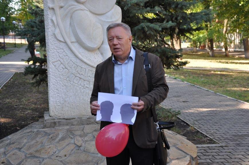 В Краматорске почтили память погибших журналистов, фото-4