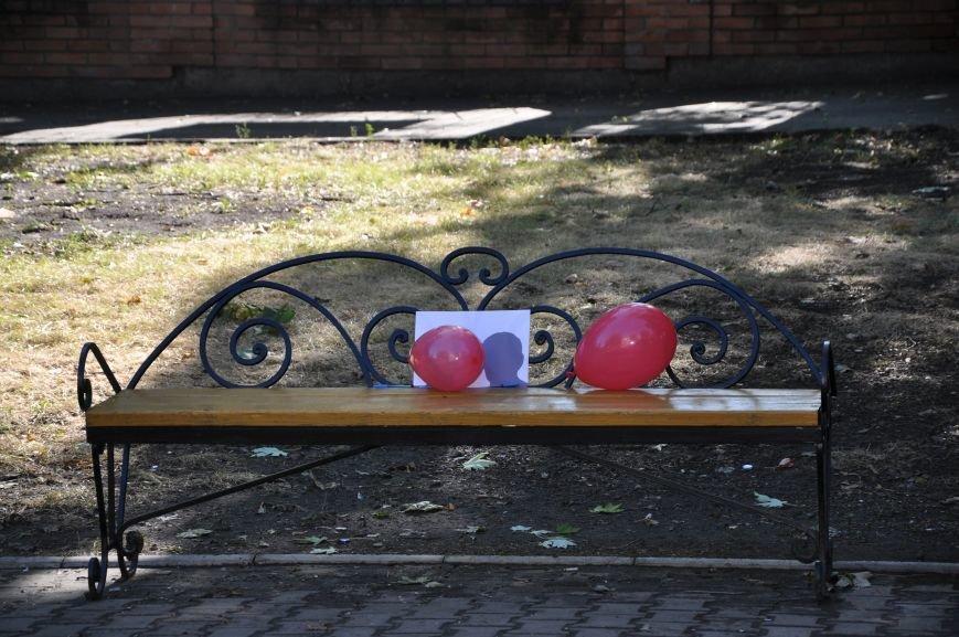 В Краматорске почтили память погибших журналистов, фото-7
