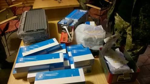 До «ДНР» не довезли протезы на 200 тысяч евро (ФОТО) (фото) - фото 1