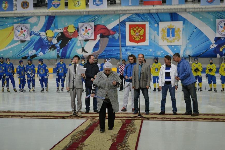 Ульяновская «Волга» разгромила соперника в первом мачте Кубка России по хоккею с мячом, фото-6