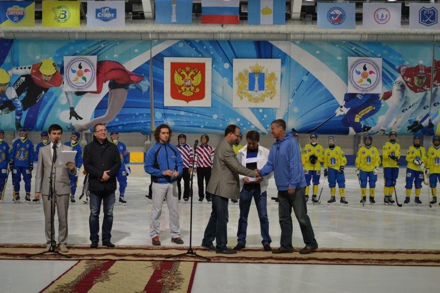 Ульяновская «Волга» разгромила соперника в первом мачте Кубка России по хоккею с мячом, фото-3