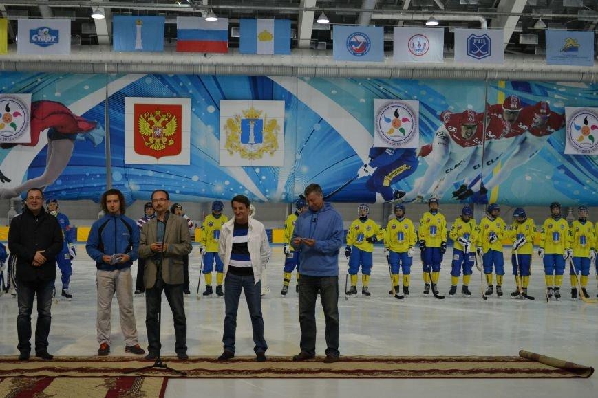 Ульяновская «Волга» разгромила соперника в первом мачте Кубка России по хоккею с мячом, фото-4