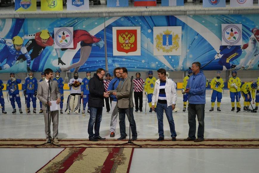 Ульяновская «Волга» разгромила соперника в первом мачте Кубка России по хоккею с мячом, фото-1