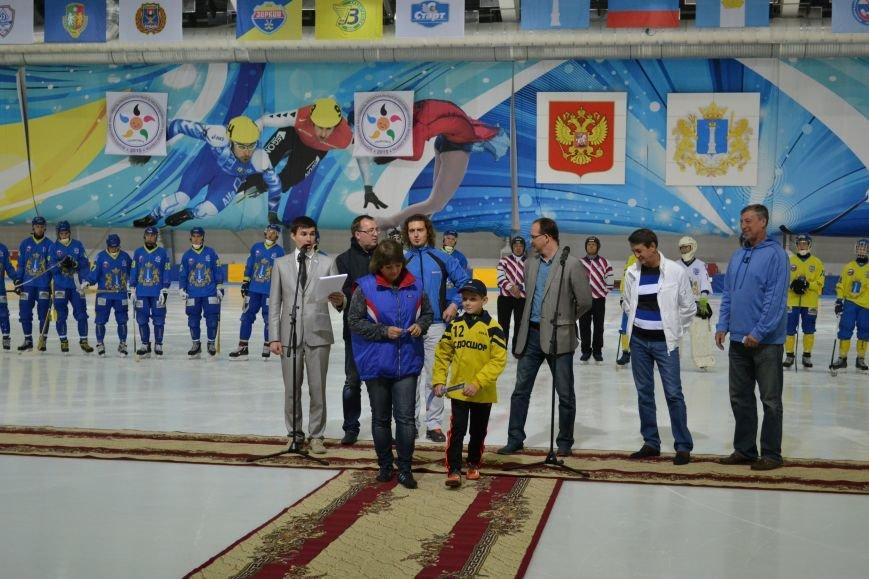 Ульяновская «Волга» разгромила соперника в первом мачте Кубка России по хоккею с мячом, фото-8