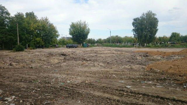 На Берковецком кладбище расчистили 30-летнюю свалку (ФОТО) (фото) - фото 4