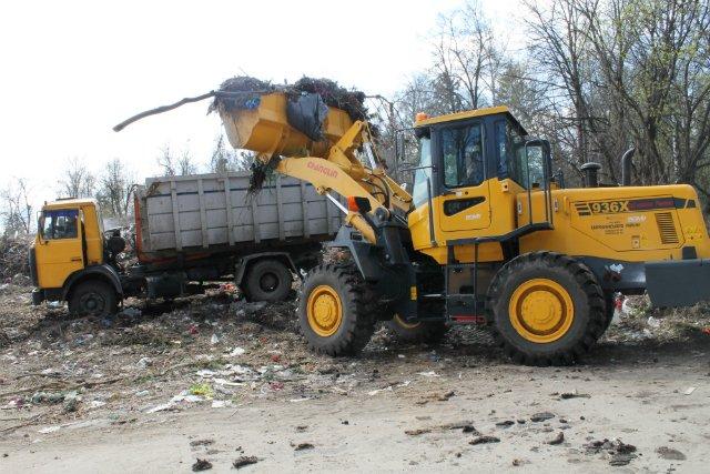 На Берковецком кладбище расчистили 30-летнюю свалку (ФОТО) (фото) - фото 2