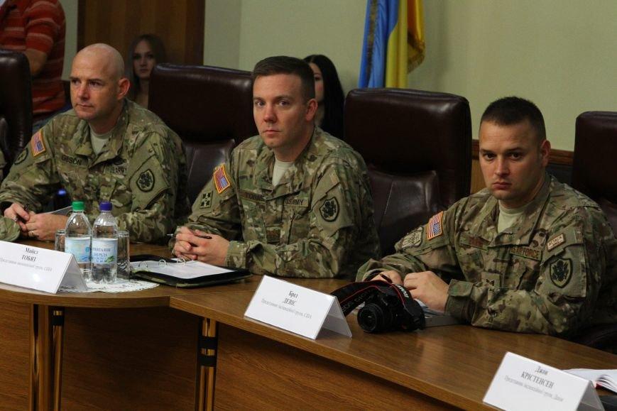 Обороноспособность Запорожской области проверяют иностранные военные (ФОТО) (фото) - фото 1