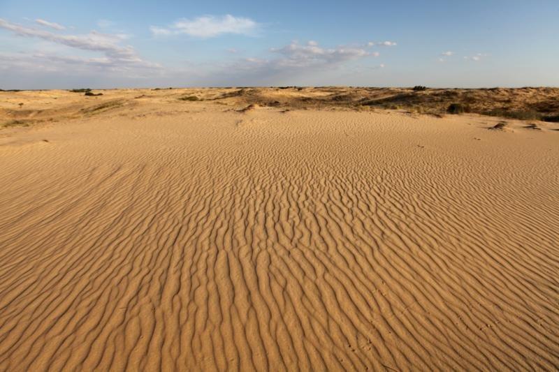 0552 пустыня в Херсонской области