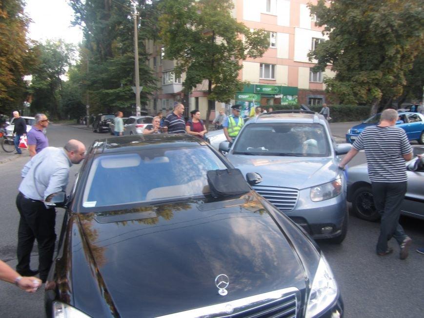 ДТП на Гагарина: столкнулись две иномарки (ФОТО), фото-3
