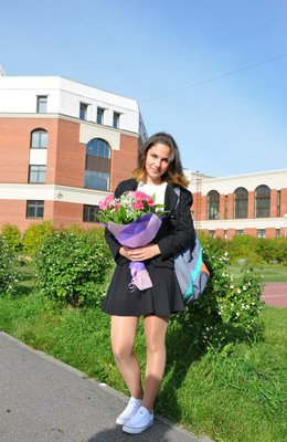 Школьница из Пушкина готовится выступить на Евровидении (фото) - фото 1