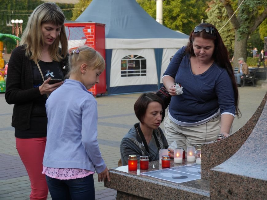 У Тернополі журналісти вшанували пам'ять Георгія Гонгадзе (ФОТОРЕПОРТАЖ) (фото) - фото 2