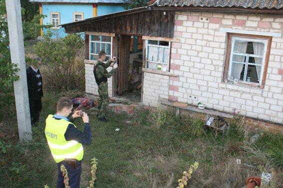 Граната, привезенная из зоны АТО, унесла в Черниговской области жизни двух человек (фото) - фото 1