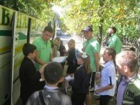 Краматорский «Авангард» пришел в гости к школьникам (фото) - фото 1