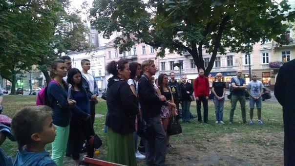 У Львові вшанують пам'ять Георгія Гонгадзе (ФОТО) (фото) - фото 1