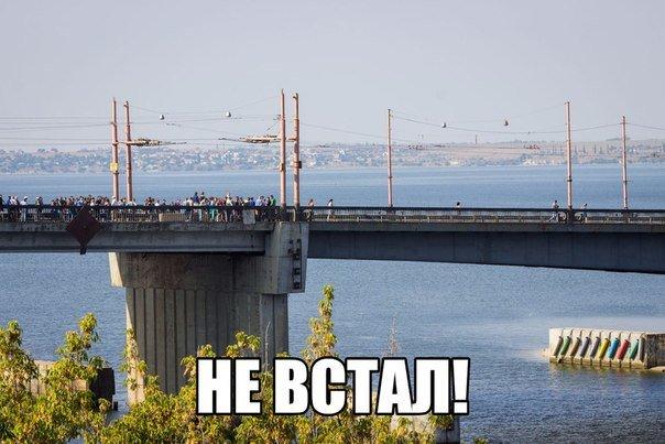 Николаевцы протроллили в соцсетях горе-разводку мостов (ФОТО) (фото) - фото 2