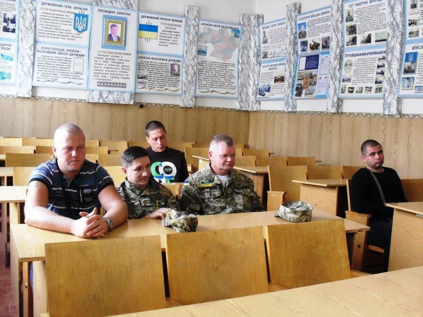 В Кременчуге 11 бойцов наградили нагрудными знаками «Участник АТО» от имени Петра Порошенко (ФОТО) (фото) - фото 2