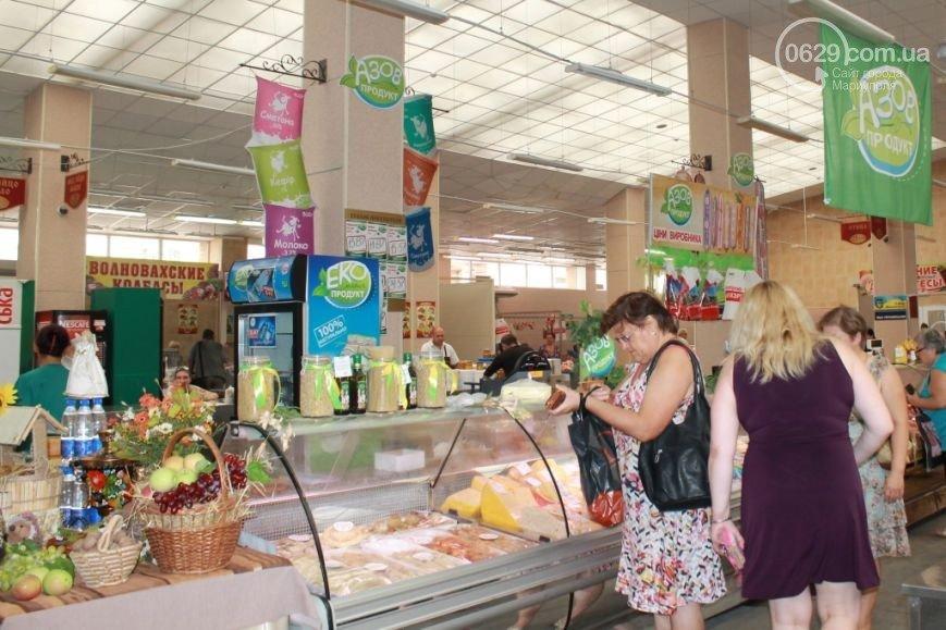 ТМ «Азов продукт» и «Экорынок» приглашают на ярмарку ко Дню города! (фото) - фото 2