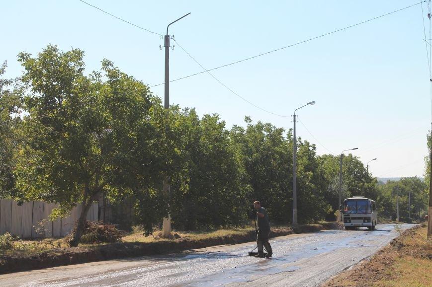 Начался ремонт дороги по ул. Шевченко, фото-1