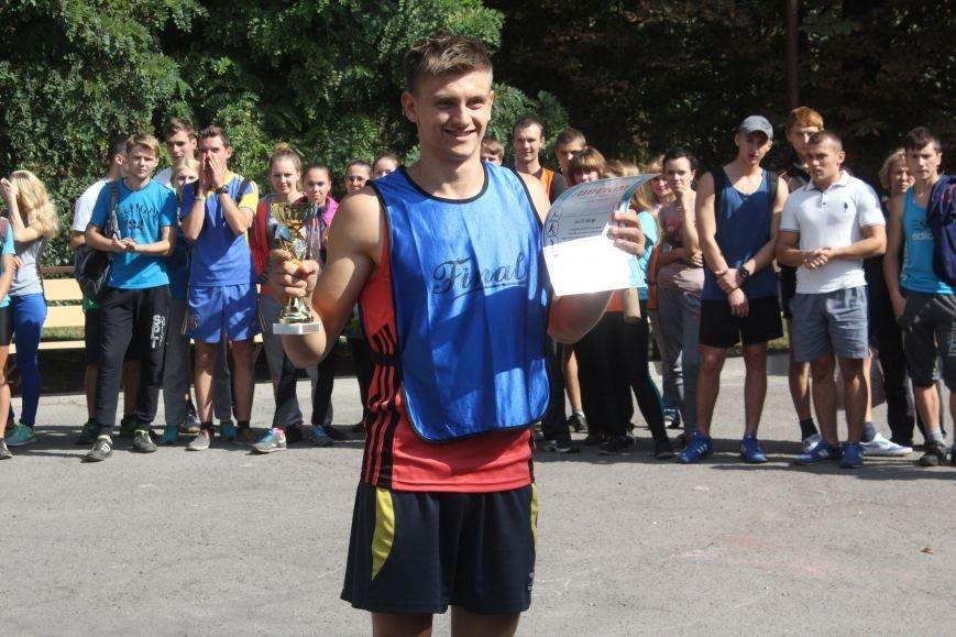В Днепродзержинске ко Дню города состоялась легкоатлетическая эстафета (фото) - фото 7