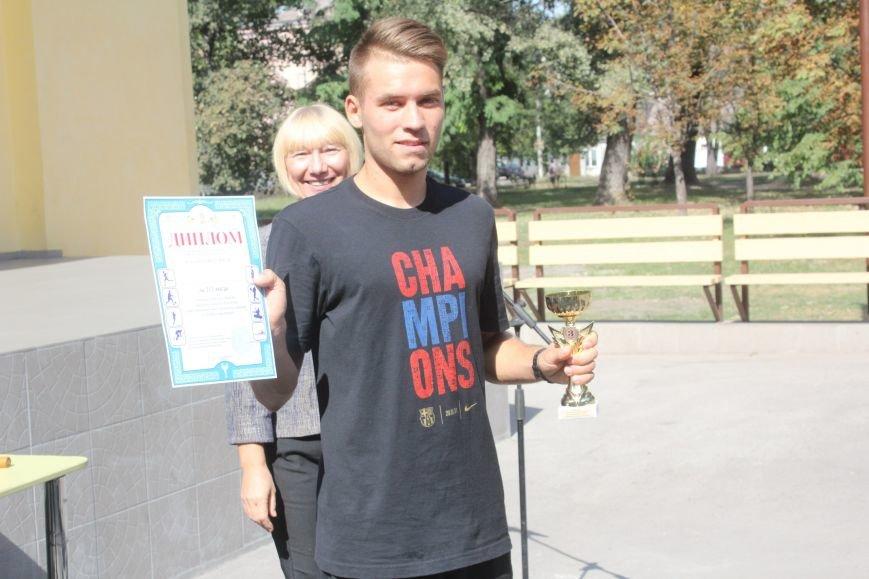 В Днепродзержинске ко Дню города состоялась легкоатлетическая эстафета (фото) - фото 4