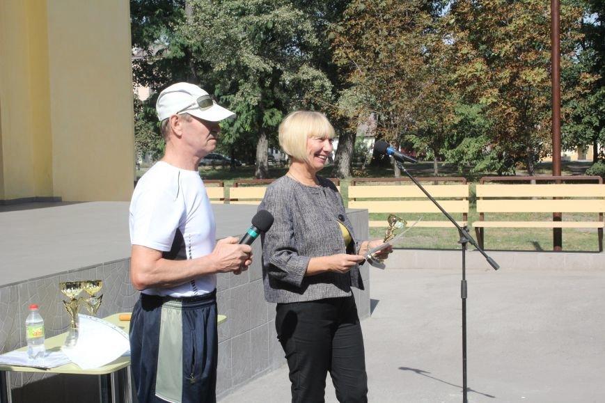 В Днепродзержинске ко Дню города состоялась легкоатлетическая эстафета (фото) - фото 3