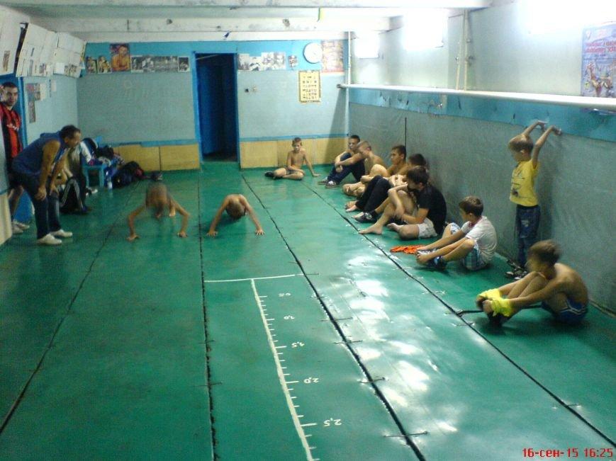 В Красноармейске состязались в силовом многоборье и играли в дартс (фото) - фото 1