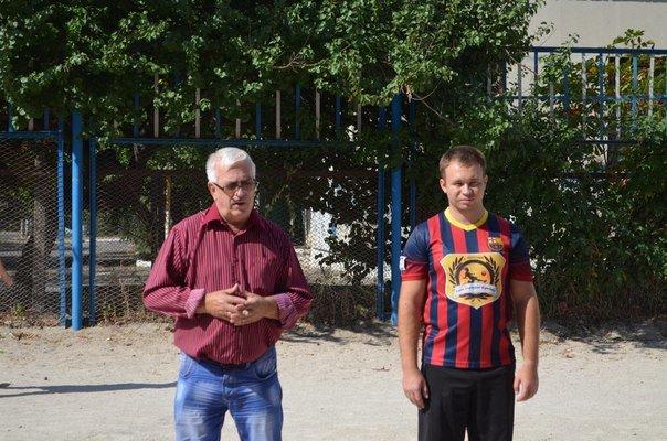 Во дворах Николаева целую неделю играли в футбол (ФОТО) (фото) - фото 2