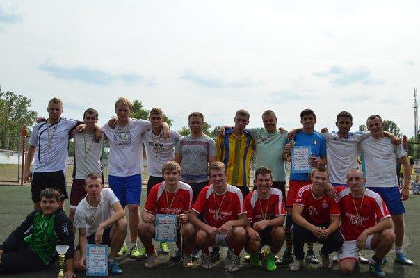 Во дворах Николаева целую неделю играли в футбол (ФОТО) (фото) - фото 6