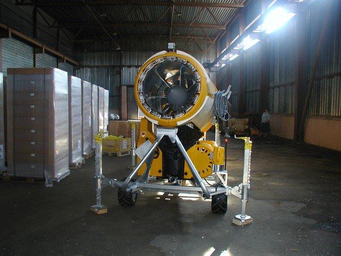 В Берестовице изъяли снежные пушки стоимостью в 100 тыс евро (фото) - фото 3