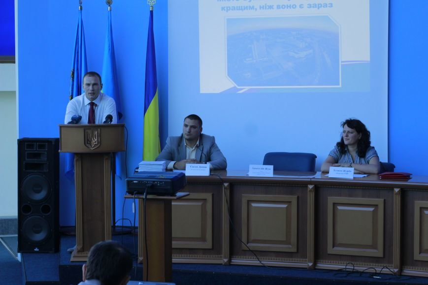 Либерально-демократическая партия и Анатолий Жук первыми в Сумах открыли свой избирательный список (фото) - фото 1
