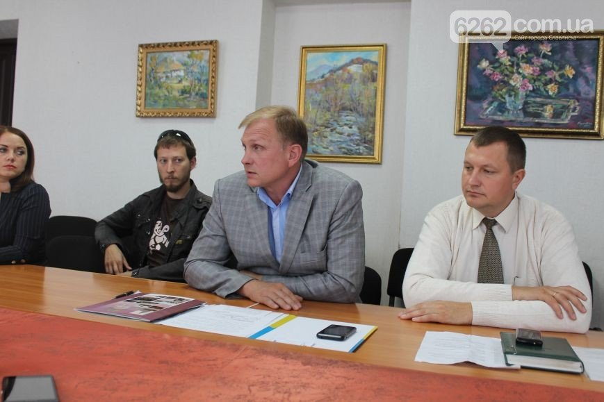 В Славянске появятся европейские города-побратимы (фото) - фото 2