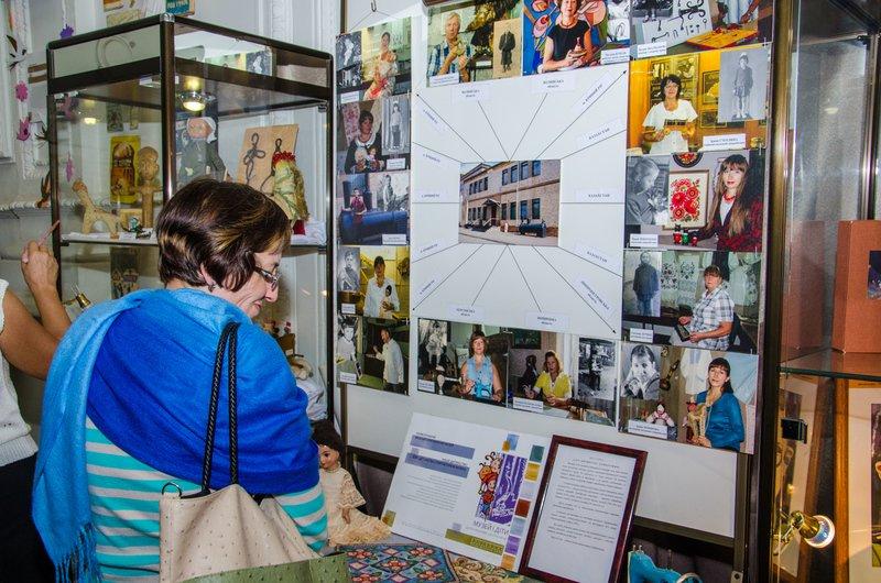 Музей истории Днепродзержинска участвует во Всеукраинском музейном фестивале (фото) - фото 1