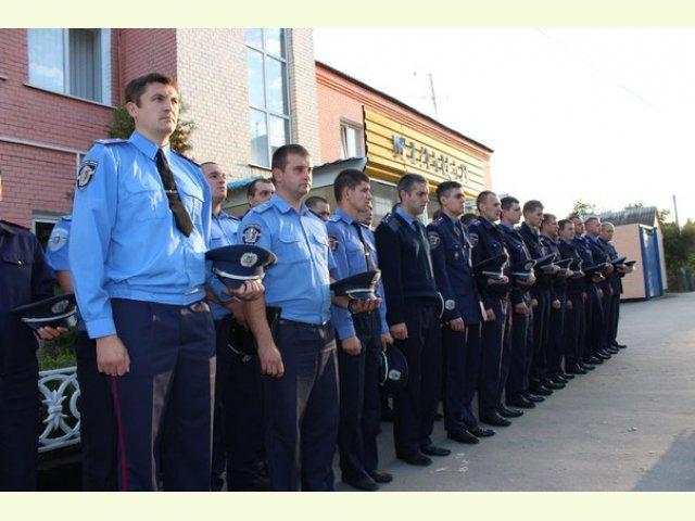 У зону АТО відправились працівники Славутського УМВС, фото-1