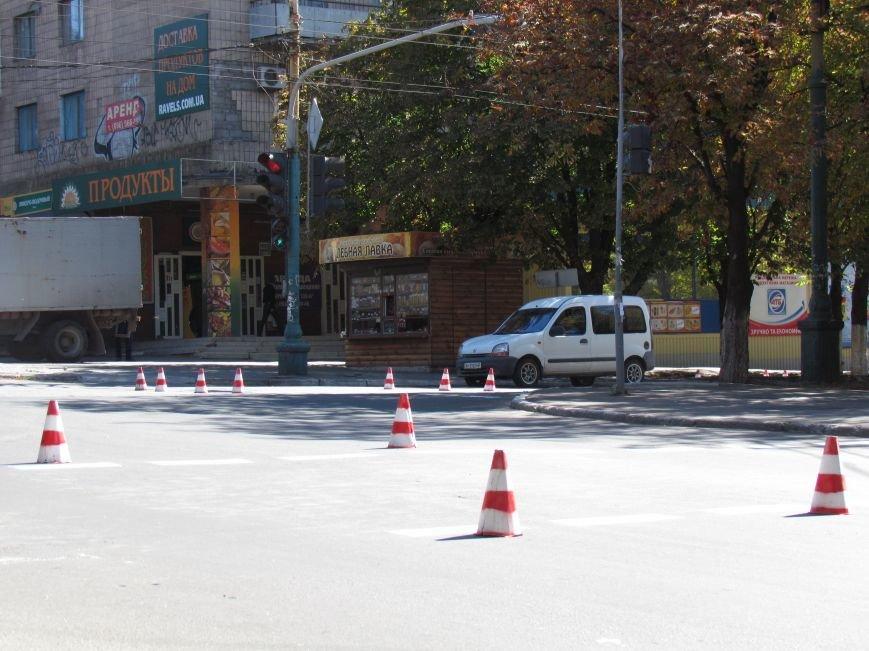 В Мариуполе ко Дню города обновили разметку улиц (ФОТОФАКТ), фото-2