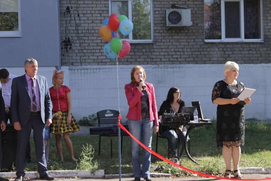 В Доброполье на одну детскую площадку стало больше (ФОТО), фото-2