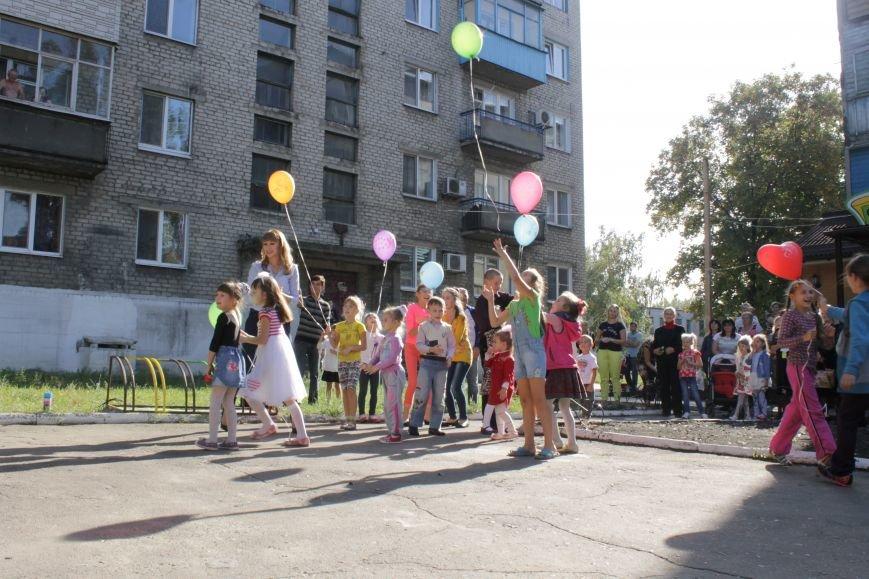 В Доброполье на одну детскую площадку стало больше (ФОТО), фото-11