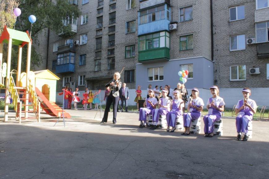В Доброполье на одну детскую площадку стало больше (ФОТО), фото-8