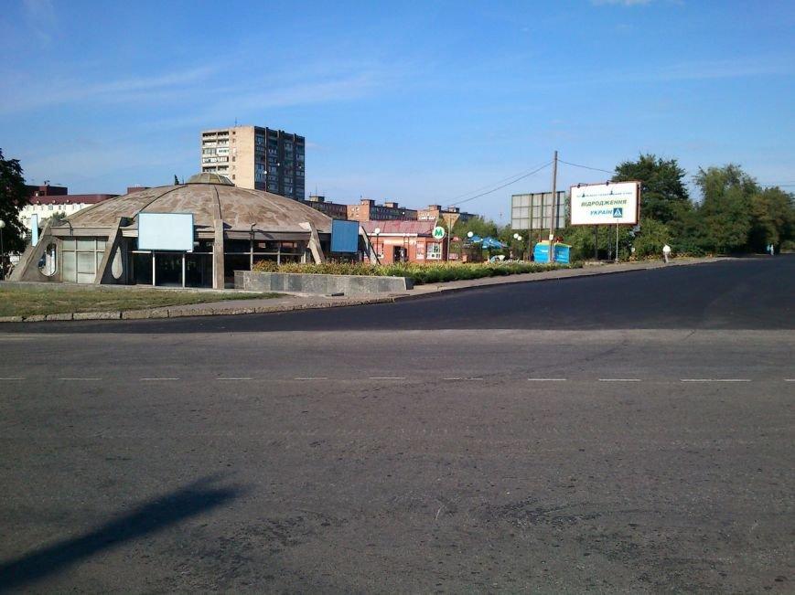 Одну из самых «убитых» дорог Кривого Рога заасфальтировали (ФОТО), фото-8