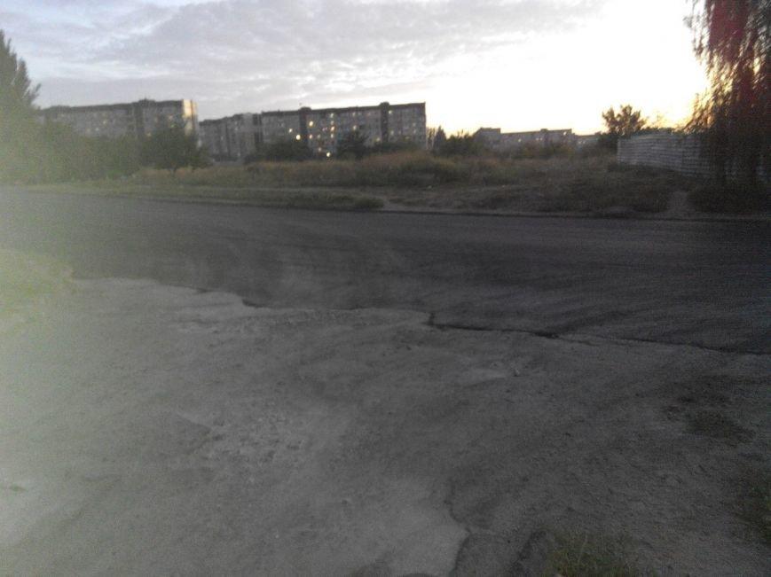 Одну из самых «убитых» дорог Кривого Рога заасфальтировали (ФОТО) (фото) - фото 3