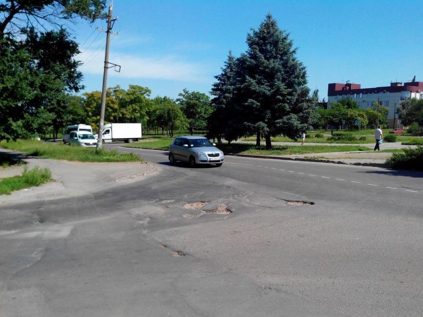Одну из самых «убитых» дорог Кривого Рога заасфальтировали (ФОТО) (фото) - фото 2