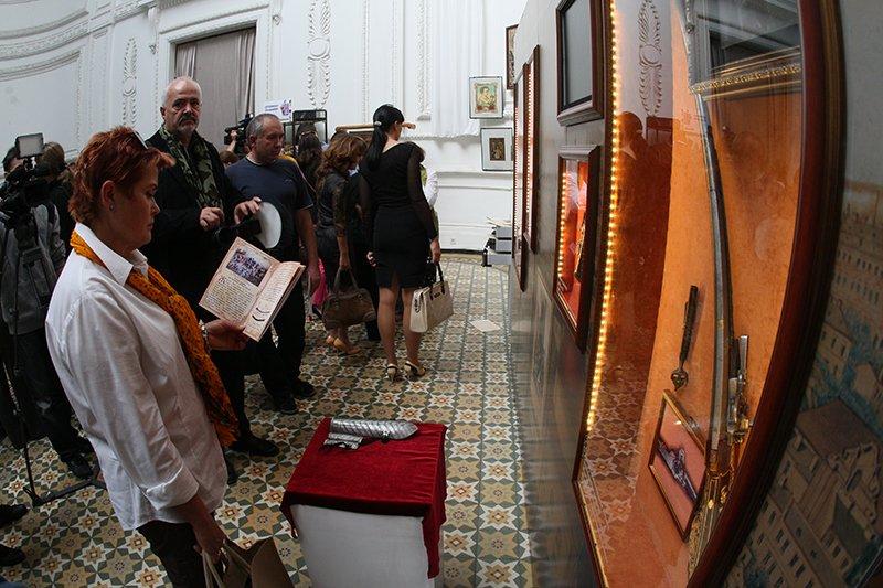 «Культурное наследие Днепропетровщины прославляет Украину во всем мире», - Вилкул (ФОТО) (фото) - фото 1