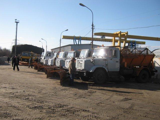 Мариупольский «Зеленстрой» основательно готовится противостоять зиме (ФОТО) (фото) - фото 3