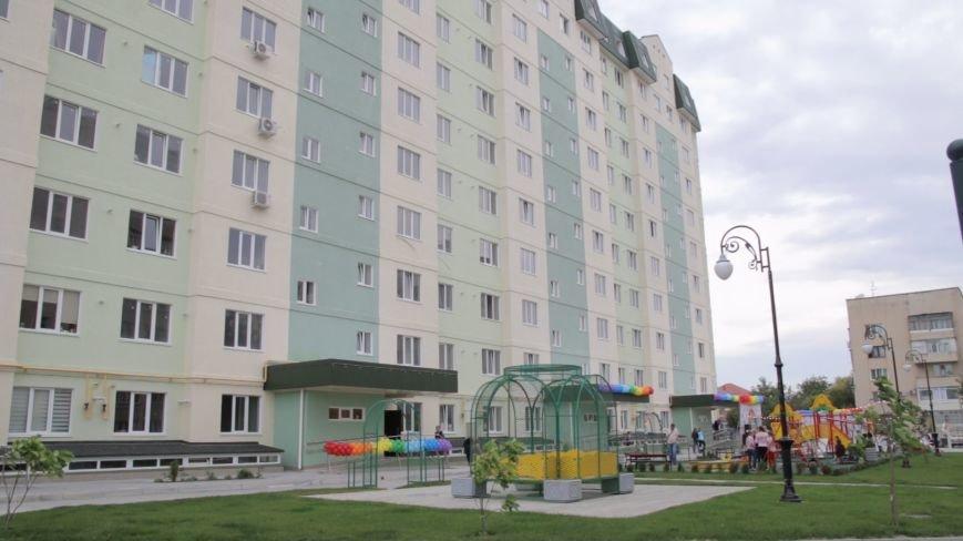 Праздник новоселья в жилом доме «Западный» (ФОТО, ВИДЕО) (фото) - фото 1